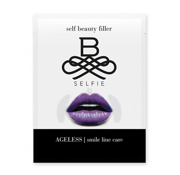 B-SELFIE AGELESS- Smile line care  CEROTTO FILLER RUGHE NASOGENIENE