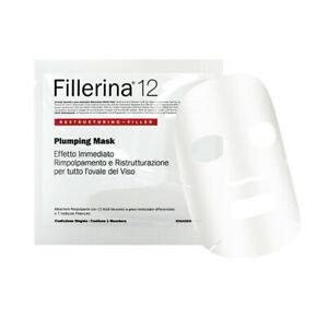 FILLERINA 12 PLUMPING MASK Dosaggio Forte – Contiene 1 Maschera