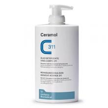CERAMOL 311</BR> Olio detergente viso-corpo