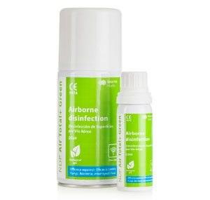 NDP Air Total+ Green – Disinfezione spray superfici dispositivi medici
