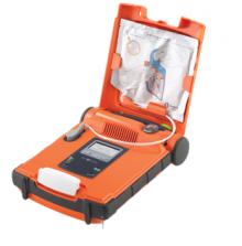 DEFIBRILLATORE Cardiac Science DAE Powerheart G5 semi-automatico portatile per l'uso pubblico