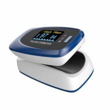 PULSOSSIMETRO SATURIMETRO  da dito con indice di perfusione e allarmi cod. SAT-250PI
