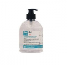 MED GEL</br>IGIENIZZANTE MANI</br>FLACONE CON DISPENSER 500ML (Copia)